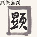 顕微無間 10丁型【キズ墨】