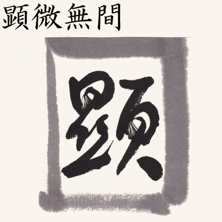 顕微無間 5丁型【キズ墨】